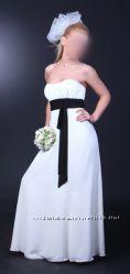Свадебное вечернее выпускное платье