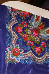 Коллекция бабушкиных платков