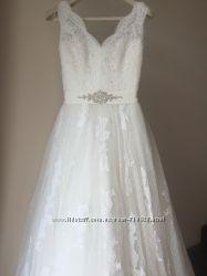 Свадебное платье La Sposa s-m