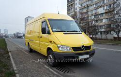 Грузоперевозки микроавтобусом по Киеву и Украине.