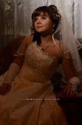 шикарное свадебное платье кому подойдет уступлю