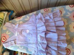 Красивенный фирменный сарафан для маленькой модницы