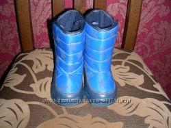 Зимние термо сапожечки F&F UK 6  Наш 23