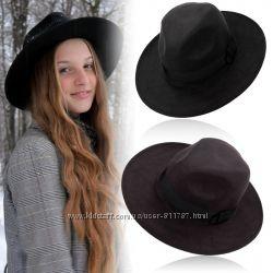 Шляпа федора
