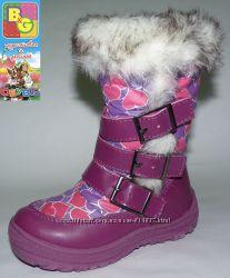 Зимняя термо обувь BG. Арт - ZTE132-22D