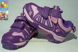 Стильные кроссовки от ТМ BG. Арт. LD 1115-1406