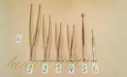 Стоматологический набор из 6 предметов