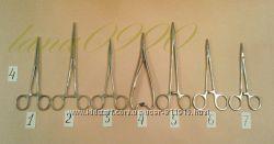 Хирургический набор из 7 предметов
