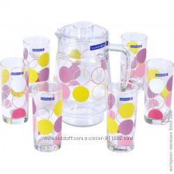 Комплект Luminarc  для напитков, 7 предметов