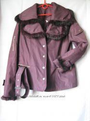Куртка демисезонная 44р.