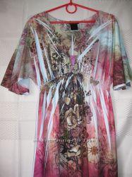 Платье бордовое до 46р.