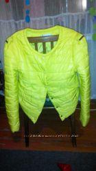 Куртка женская весна-осень легкая теплая