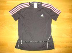 Футболка для занятий спортом Adidas рамер UK 10, S