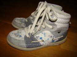 Демисезонные ботинки сникерсы I loveNext р. 2 на 35 22 см по стельке