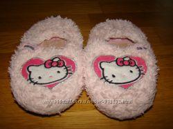 Тапочки Hello Kitty р. 9 на 28 17, 5 см по стельке