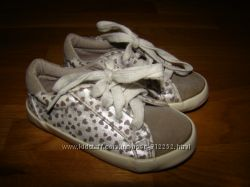 Замшевые туфли мокасины Young Dimension р. 7, 24 15, 5 см по стельке