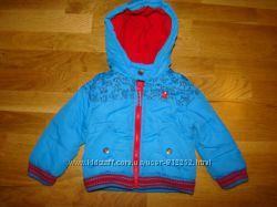 Яркая демисезонная куртка Bluezoo на 1. 5-2 года рост 92 см