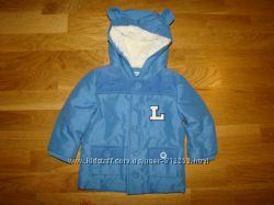 Демисезонная куртка Ladybird на 9-12 мес