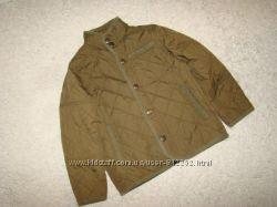 Стильная куртка стеганка Next на 6 лет рост 116 см