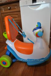 Игрушка для катания Chicco Baby Ride Тренажер каталка беговел