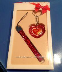 Недорогие подарки для девушек и девочек. Бижутерия, серьги, кулон, ожерелье