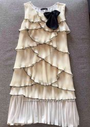 Скидка  Платье нарядное Monnalisa Jakioo , Италия, оригинал  xxs, xs, s