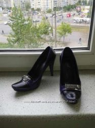 Шикарные Итальянские туфельки.
