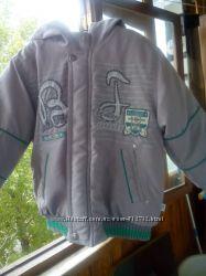 Куртка зима очень теплая, фирмы dada, произв. Польша, ткань верха полиамид, подк
