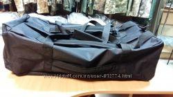 Сумка- рюкзак черная для полиции