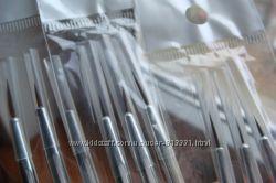Кисточки для рисования на ногтях для френч с шариком