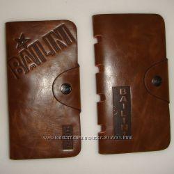 Мужской кошелёк большой
