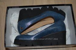Шкіряні туфлі Шидловські Польща