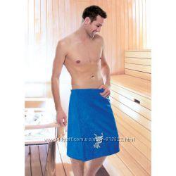 Махровая юбка для сауны