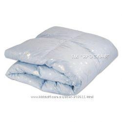 Очень легкое и теплое  одеяло из гусиного пуха