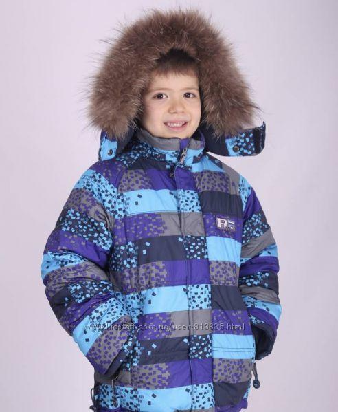 Зимние куртки для мальчиков  КИКО, ДОНИЛО, BIKO&KANA