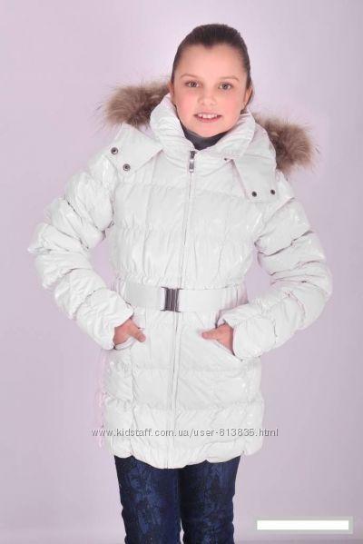 Зимние пуховики для девочек ДОНИЛО, КИКО, ГРАНТИ. Оригинал. В наличии
