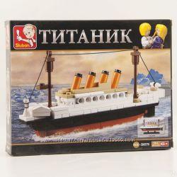 Конструктор  Titanic 194дет