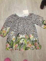 Мисс Блюмарин miss Blumarine, 8А новая блуза коллекция каллы