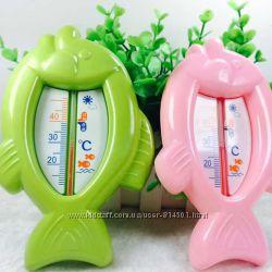 Термометр для воды-рыбка