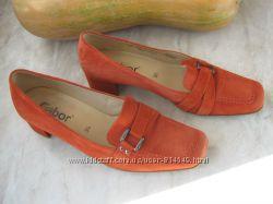 фирменные туфли GABOR 37 р