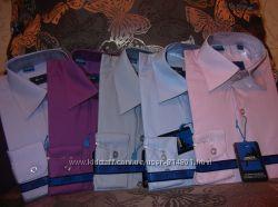 Рубашки Коттон 80-100процентов