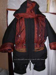 Куртка-штаны р98-110
