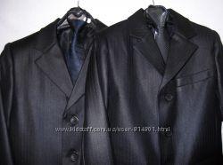 Пиджак или костюм школьный строгий практичный