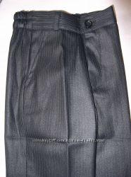 Чёрные классические брюки - 100 оттенков