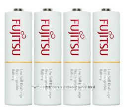 Fujitsu 2000 mAh HR-3UTC - Пальчиковые аккумуляторы АА как Eneloop