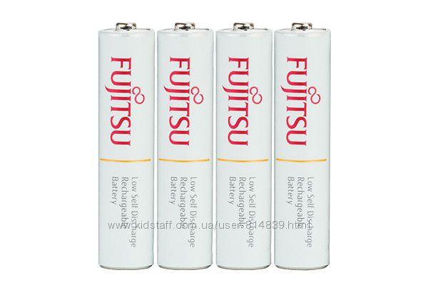 Аккумуляторы ААА Fujitsu 800 mAh HR-4UTC. Как Eneloop