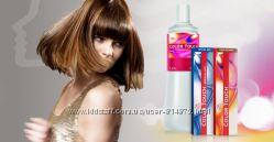 Краска для волос Wella Color Touch- все тона и новые оттенки