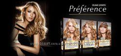 Краска для волос Preference Glam Lights