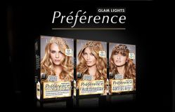 Краска для мелирования волос Preference Glam Lights