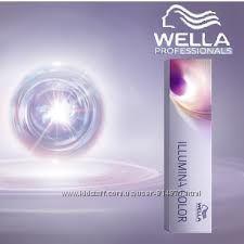 Акция -Краска для волос Wella Ilumina